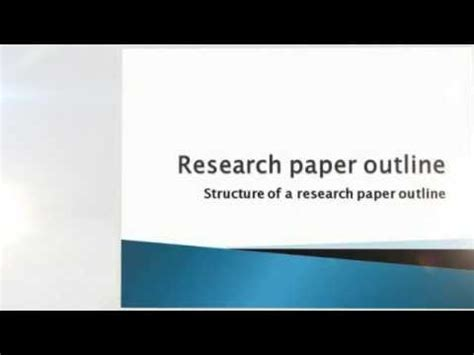 How to Write a History Research Paper History Carleton